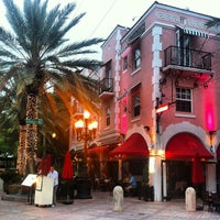 Photo taken at Espanola Way Village by Eleanor(wokstar) H. on 5/31/2013