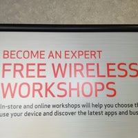 Photo taken at Verizon by Suzanne A. on 10/6/2012