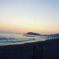 9/6/2017 tarihinde Muhammet Bozziyaretçi tarafından Club Paradiso Hotel & Resort (Beach)'de çekilen fotoğraf