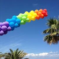 Photo taken at Sardegna Pride by Bàkis on 6/29/2013
