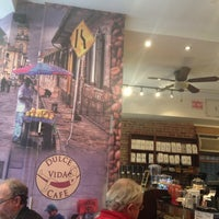 Photo taken at Dulce Vida Cafe & Resturant by Angela S. on 10/7/2012