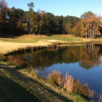 Photo taken at Heritage Golf Club by Chris T. on 11/22/2013