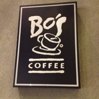 Photo taken at Bo's Coffee by Jonabell M. on 10/5/2012