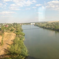 Photo taken at Шлюз 7 ВДСК by Gennady B. on 8/14/2014