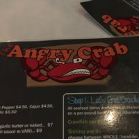 Photo taken at The Angry Crab by Siam on 11/13/2016