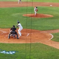Photo taken at Eastwood Field by Jacob C. on 8/4/2015