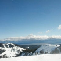 Photo taken at Alpine Meadows Lodge by Larry M. on 2/10/2013