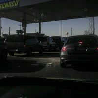 Photo taken at Sunoco by Provi D. on 11/4/2012