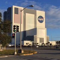 Photo taken at Kennedy Space Center Vehicle Assembly Tour by Jeff S. on 12/3/2014