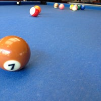 Photo taken at ICUE Billiard by Phill F. on 11/29/2012