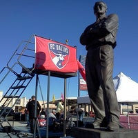 Photo taken at Toyota Stadium by FC Dallas on 10/28/2012