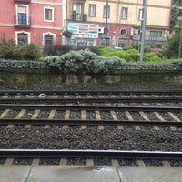 Photo taken at Estacion Renfe Barakaldo by Rakel F. on 4/5/2013