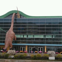 Photo taken at The Children's Museum of Indianapolis by Vilma M. on 10/26/2012