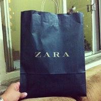 Photo taken at Zara by Rafael S. on 1/28/2013