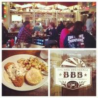Photo taken at Big Bad Breakfast by Payton B. on 12/15/2012