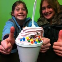 Photo taken at Top This Frozen Yogurt by Lincoln B. on 3/27/2011
