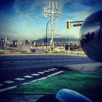 Photo taken at Monument to East Vancouver by Chris B. on 12/8/2012