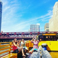 Photo taken at Chicago Water Taxi (Michigan) by Jerel C. on 8/27/2016