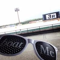 Photo taken at Boat Race Wakamatsu by DJ M. on 8/26/2014