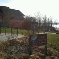 Photo taken at Eagle Creek Earth Discovery by Adrienne on 11/22/2012