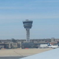 Photo taken at Philadelphia International Airport (PHL) by Bryan A. on 4/14/2013