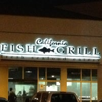 Photo taken at California Fish Grill by Craig Y. on 10/28/2012
