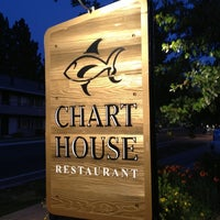 Photo taken at Chart House Restaurant by Craig Y. on 7/14/2013