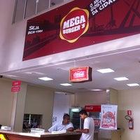 Photo taken at Mega Burger's by Eduardo M. on 1/1/2013
