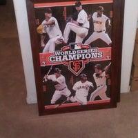 Photo taken at mel's custom picture framing by Ebony J. on 12/5/2012