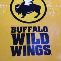 Photo taken at Buffalo Wild Wings by Stu B. on 2/2/2013