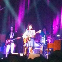 Photo taken at Brady Theater by Edith P. on 10/17/2012