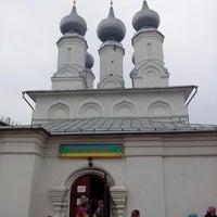 Photo taken at Христро-Рождественский Храм by voutsen_cv on 5/4/2013