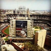 Photo taken at San Diego Marriott Gaslamp Quarter by Cracken .. on 5/30/2013