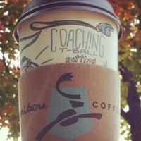 Photo taken at Caribou Coffee by Jenifer B. on 10/6/2012