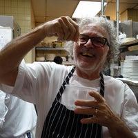 Photo taken at Chef Mavro Restaurant by Melissa C. on 12/18/2014