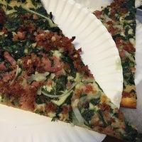Photo taken at Kaimuki's Boston Style Pizza by Melissa C. on 3/16/2015