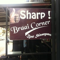 Photo Taken At Sharp Braai Corner By Gumzito L On 2 19