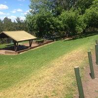 Photo taken at Regatta Park Emu Plains by Phillip F. on 10/23/2016