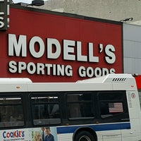 Photo taken at Modell's Sporting Goods by Arnold C. on 9/26/2016