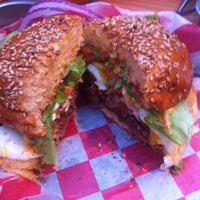 Photo taken at The Burger Guru by Anthony S. on 6/8/2013