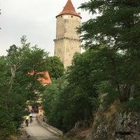 Photo taken at Zvíkov Castle by Renatka on 7/15/2017