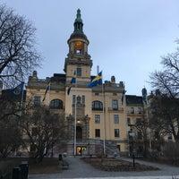 Photo taken at Polishuset by Renatka on 3/18/2017