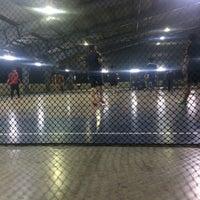 Photo taken at JPS Futsal Ampang by Captain R. on 2/16/2017