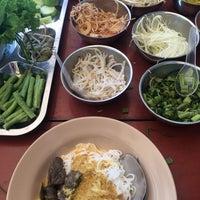 Photo prise au ขนมจีนแม่ติ่ง par Teerakarn M. le12/19/2016