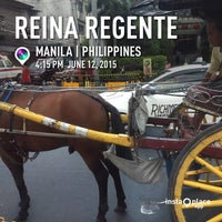 Photo taken at 814 Reina Regente St. Binondo, Manila by Reina Edenlyne G. on 6/19/2015