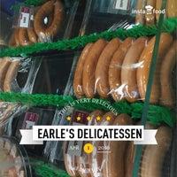 Photo taken at Earle's Delicatessen by Reina Edenlyne G. on 6/17/2016