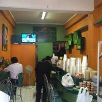 Photo taken at Sabia Fruta by Luis R. on 6/19/2014