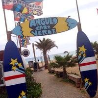 Photo taken at Angulo Beach Club by Vito on 1/7/2014