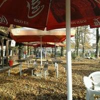 Photo taken at Restaurace Na Ostrově by Martin P. on 11/4/2012