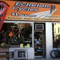 Photo taken at Echelon Cycles by Danny D. on 3/14/2017